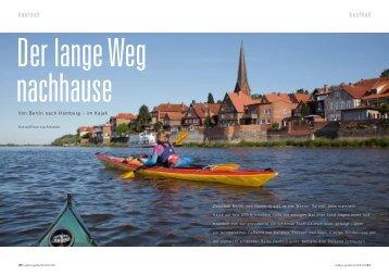 Berlin - Hamburg im Kajak - outdoor guide