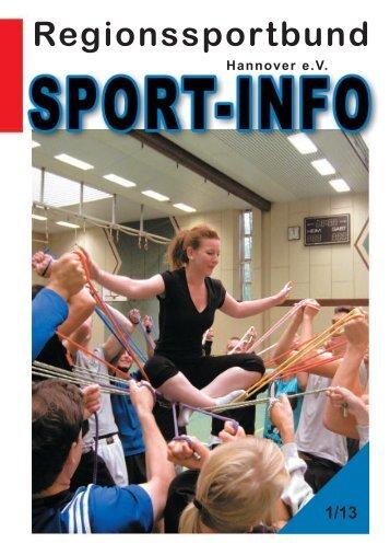 Download als PDF - beim Regionssportbund Hannover