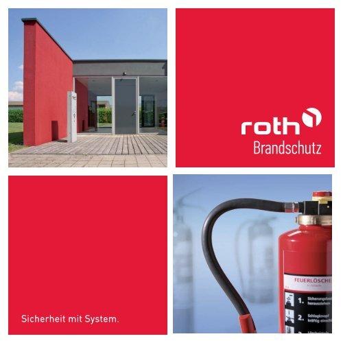 Roth-Brandschutztechnik [Martin Roth] - Roth - Brandschutz- und ...