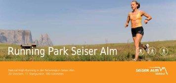 Running Park Seiser Alm - Hotel St.Anton
