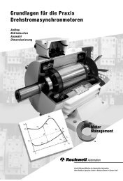Grundlagen für die Praxis Drehstromasynchronmotoren - Swibox AG