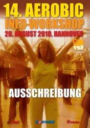 14. Aerobic-Info-Workshop (PDF) Ausschreibung - TSF
