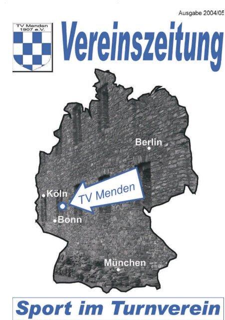 Sport im TV Menden Seite 1 - TV Menden 1907 eV