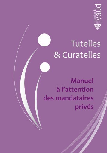 Manuel - Canton de Vaud