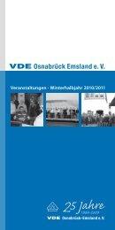 Osnabrück Emsland e. V. - VDE