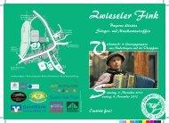 Flyer Zwieseler Fink 2012 zum Download - Bayerischer-Wald