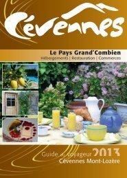 Le Pays Grand'Combien - Cevennes Mont Lozere