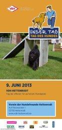 PDF Generator - Verein der Hundefreunde Hettenrodt e.V.
