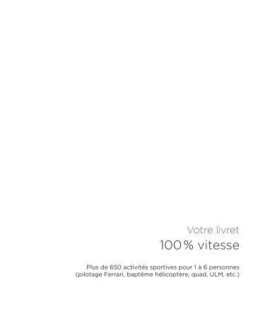 100 % vitesse - E-Merchant