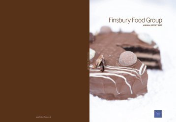 Finsbury Food Group - City Group