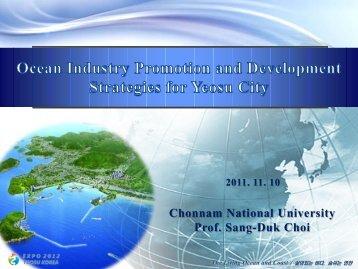 Ocean Industry