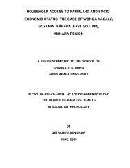 Yohannes Afework pdf - Addis Ababa University