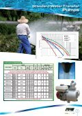Engine Driven Water Transfer Products - Finsbury Pump Systems - Page 5