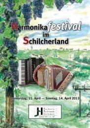 Harmonikafestival Schilcherland - Harmonie Musikfreunde Steiermark