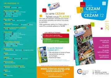 Carte Cezam Bretagne.Cezam Bretagne Com Magazines