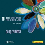 Festival Cinema Africano d'Asia e America Latina