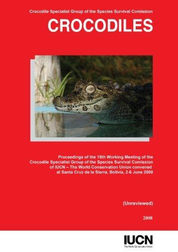 size: 4731KB - Crocodile Specialist Group