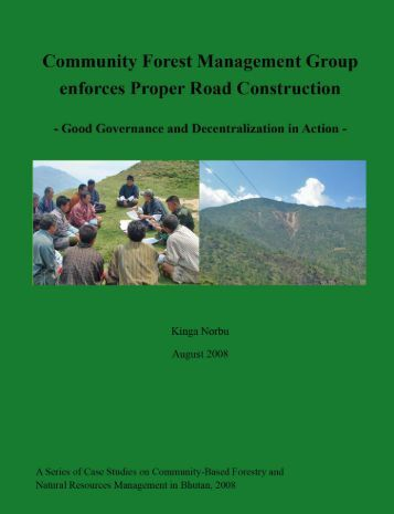 cfmg road book 2.pmd - Ministry of Agriculture