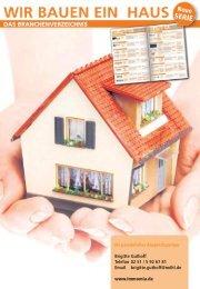 Wir bauen ein Haus - Fenster