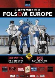 FOLSOM EUROPE - Mr. Leatherman Italy