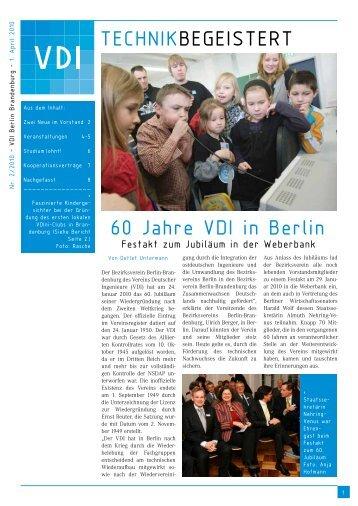 A4-Einzelseiten, PDF-Datei, 312 KB - (VDI) Berlin-Brandenburg