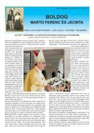 Hírlap 4-2008 - Secretariado dos Pastorinhos