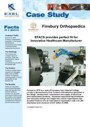 Finsbury Orthopaedics - FindtheNeedle the UK's Business to ...