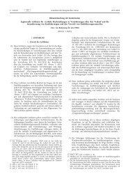 Ergänzende Leitlinien für vertikale Beschränkungen in ... - EUR-Lex