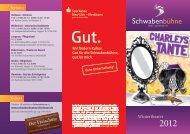 Schwabenbühne Roth- und Illertal e.V.
