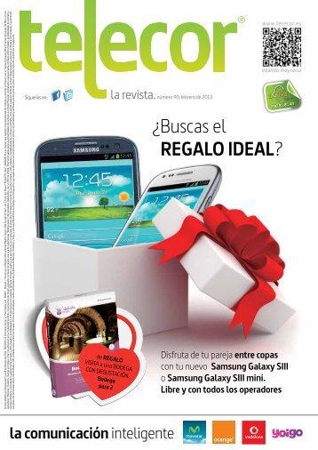 Revista Telecor Febrero Canarias - El Corte Inglés