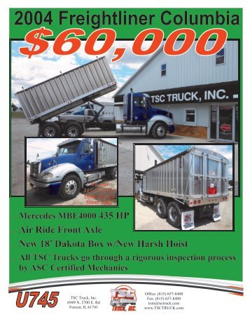 2004 Freightliner Columbia - The Truck Paper