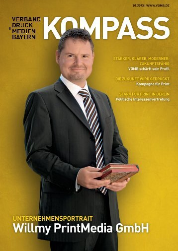 Willmy PrintMedia GmbH - Verband Druck und Medien Bayern eV