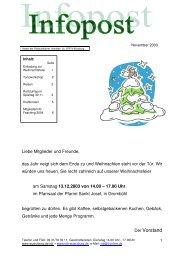 2003-03 - Verein der Rollstuhlfahrer und ihrer Freunde e.V.