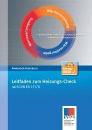 Leitfaden (.pdf) - VdZ