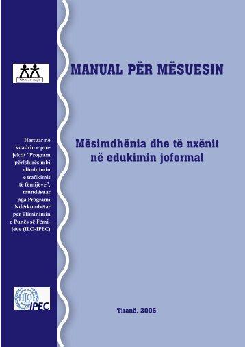 Manual për Mësuesin - Fsash-spash.com