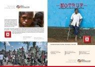 rehabilitation - Aktion Deutschland Hilft
