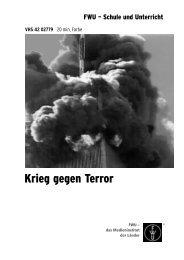 Krieg gegen Terror - FWU