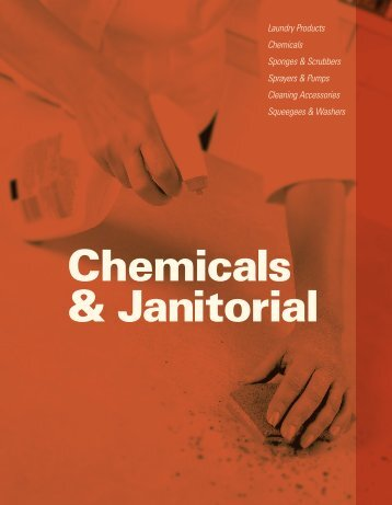 Chemicals & Janitorial - BWB Enterprise