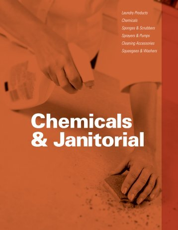 Chemicals & Janitorial - Better Source Supply