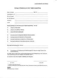 Antrag auf Zulassung zu einer Ergänzungsprüfung - Brandenburg.de