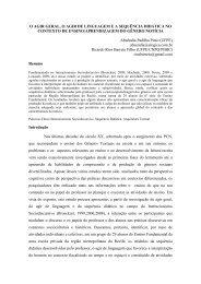 Abundia Padilha Pinto (UFPE) e Ricardo Rios Barreto Filho - cchla