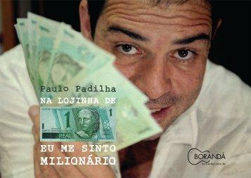 Paulo Padilha - Borandá