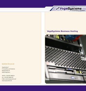 VegaSystems Business Hosting
