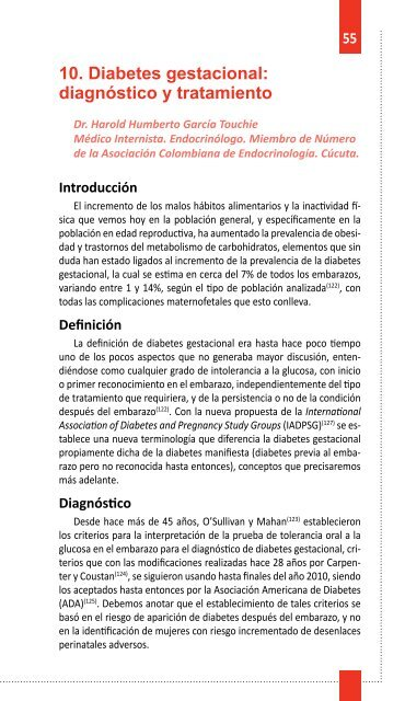 endocrinologia diabetes gestacional que