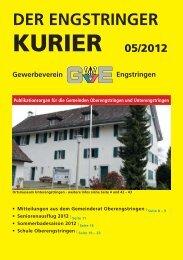 05/12 - Engstringer Kuriers