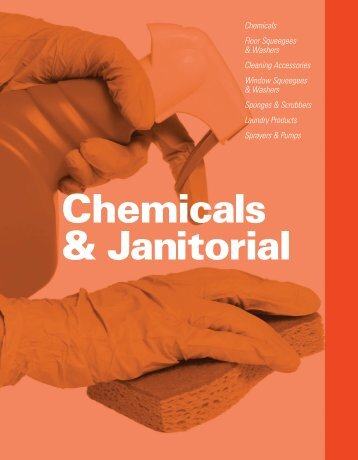 Chemicals & Janitorial - EJ Sprague Co.