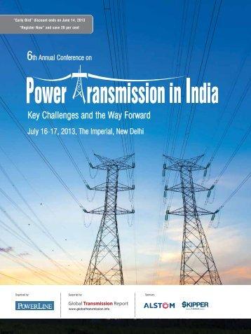 Download Brochure - India Infrastructure