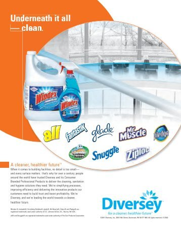 Chemicals & Janitorial - Murphy Supply Company