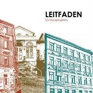 Leitfaden als PDF - Projekthaus Potsdam