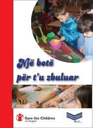 flutura dhe lulja - Save The Children : Albania